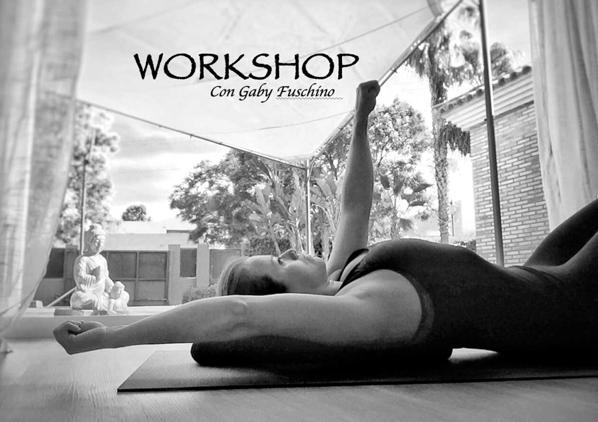 Workshop Yoga Restaurativo con la BackMitra